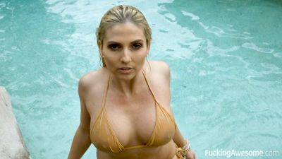 Порно с блондинкой скачать бесплатно