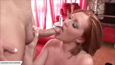 Mature Busty mother Fucks with young son in law...