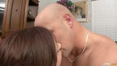 Сексуальная и похотливая парочка вылизывают друг другу аналы...
