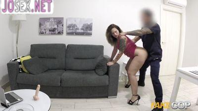 The policeman conducts a RAID on the whore and Fucks one of ...